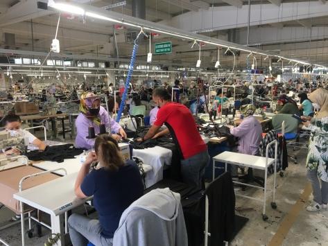 Bartında tekstil firması, ekonomiye destek için istihdamını 2 katına çıkaracak