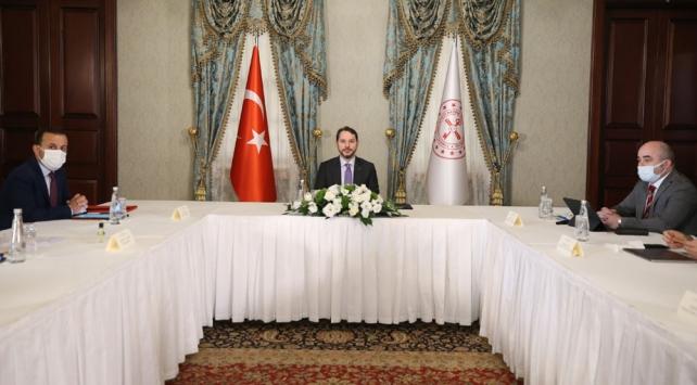 Bakan Albayrak, Finansal İstikrar ve Kalkınma Komitesi toplantısına katıldı