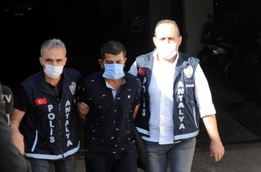 Antalyada ormanlık alanda gömülü halde cesedi bulunan kadının katil zanlısı yakalandı