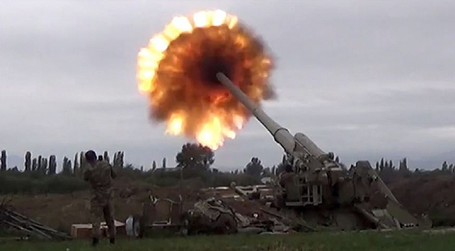 Azerbaycan, Ermenistan hava saldırı ve savunma sistemlerini vurdu