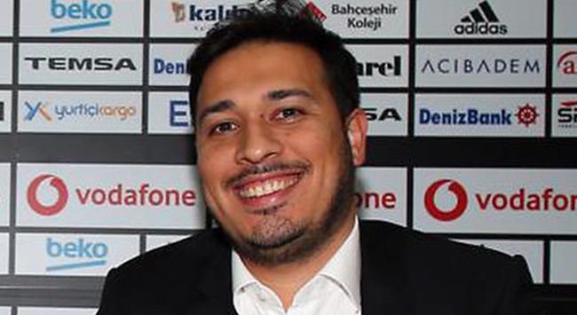 Beşiktaşta futbol direktörü istifa etti