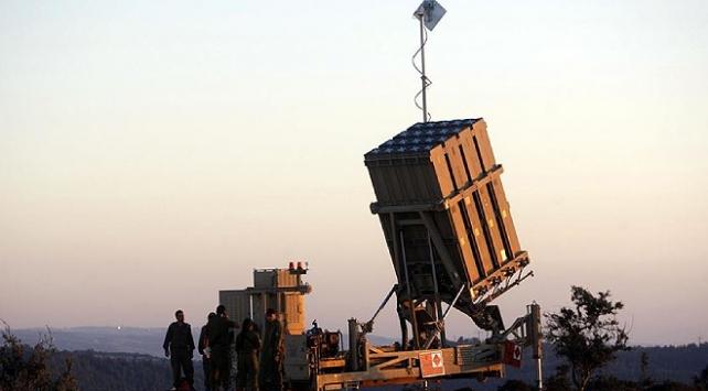 ABDnin İsrailden aldığı Demir Kubbe hava savunma sisteminde ilk teslimat yapıldı