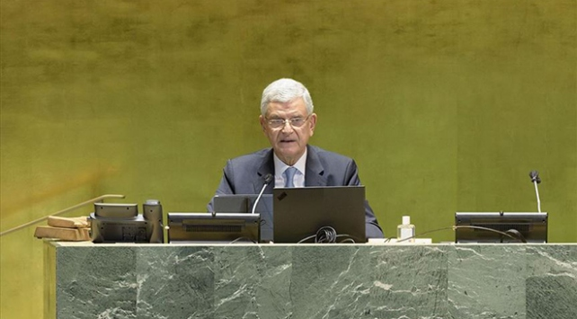 BM 75. Genel Kurul Başkanı Bozkırdan biyolojik çeşitliliğin korunması çağrısı