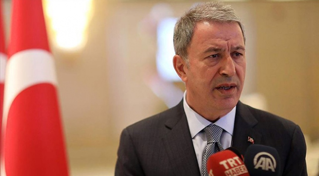 Milli Savunma Bakanı Akar: Türkiye, Azerbaycanı desteklemeye devam edecek