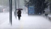 Meteorolojiden 2 il için gök gürültülü sağanak uyarısı
