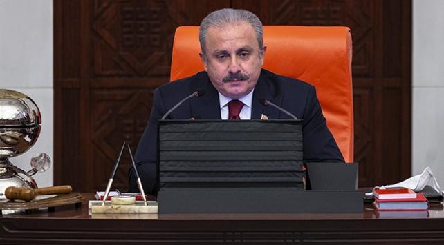 Şentop: Türkiye milli çıkarlarına uygun hareket etme kararında