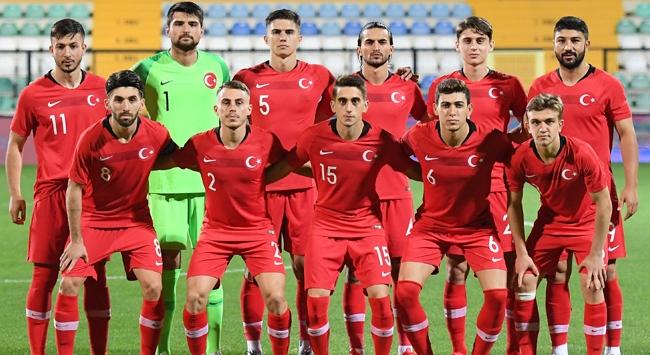 Ümit Milli Takımın İngiltere maçı aday kadrosu açıklandı