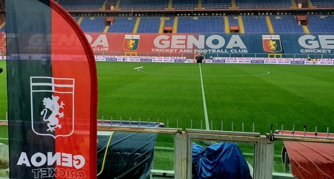Genoa-Torino maçına koronavirüs engeli