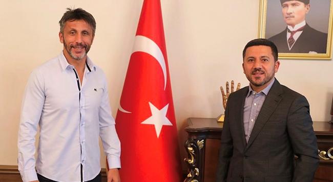 Nevşehir Belediyesporda Mert Korkmaz dönemi