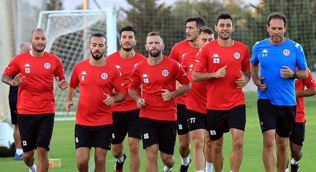 Antalyaspordan en iyi sezon başlangıcı