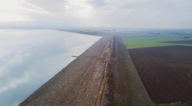Reyhanlı Barajı yarın Cumhurbaşkanı Erdoğanın katılımıyla açılacak