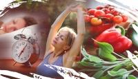 Mevsimsel hastalıklara karşı vücut direncini güçlü tutmalıyız