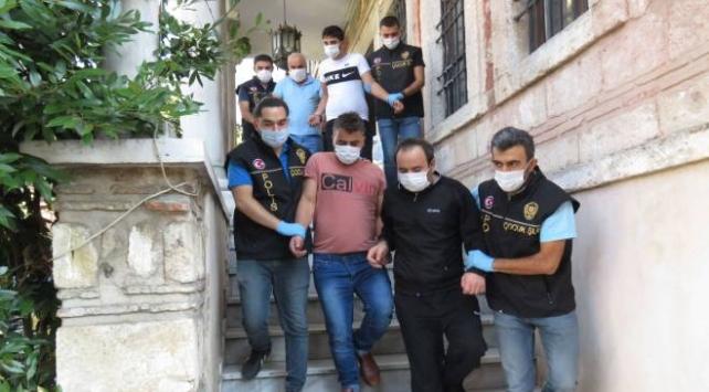 Suriyeli çocukları dilendiren 18 şüpheli adliyeye sevk edildi