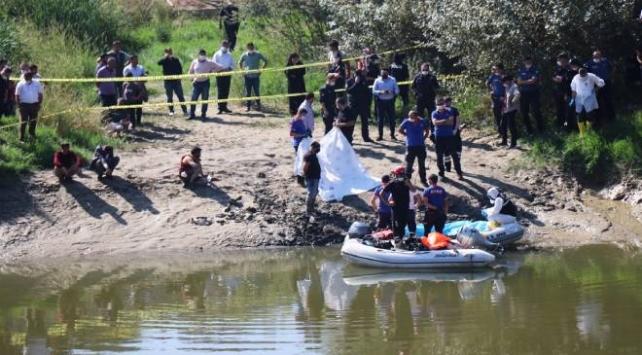 Sakarya Nehrinde kaybolan çocuğun cansız bedenine ulaşıldı