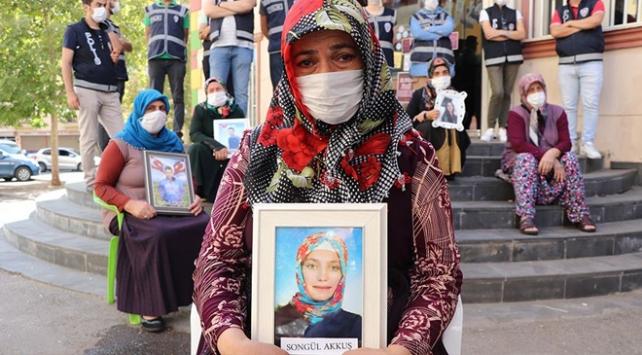 Diyarbakır annesi Akkuş: Ömrüm yettiği sürece kızımı isteyeceğim