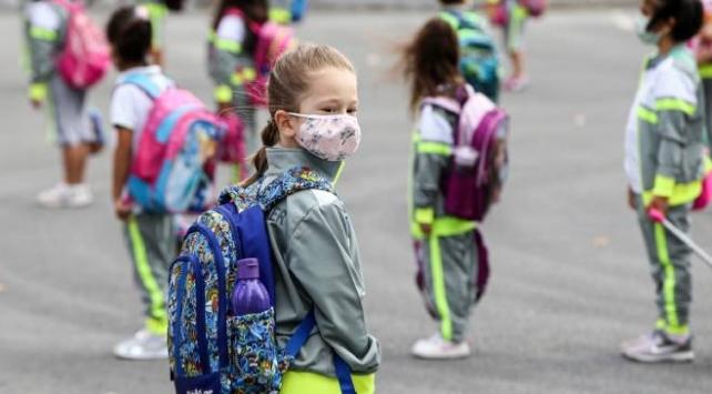 1. sınıfa kayıtlı öğrencilerin yüzde 74ü yüz yüze eğitim görüyor