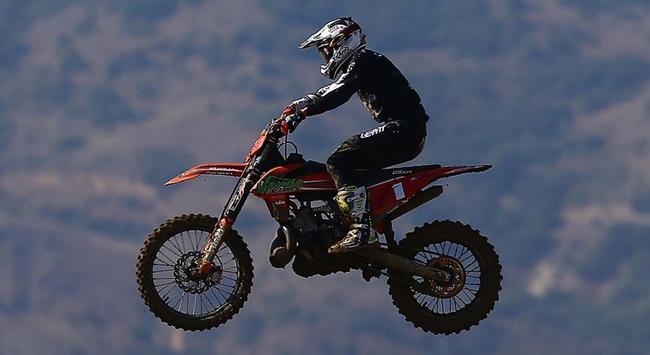 Avrupa Motokros Şampiyonasında Türkiyeyi 6 sporcu temsil edecek