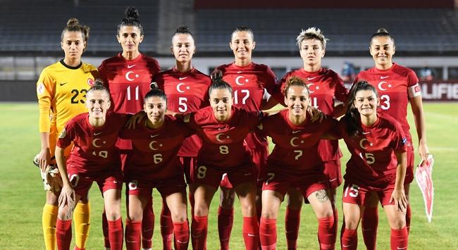 A Milli Kadın Futbol Takımının aday kadrosu belli oldu