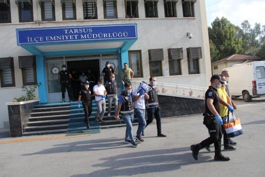Mersindeki sahte rapor operasyonunda 6 zanlı daha tutuklandı