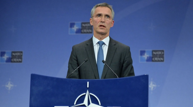 NATO Genel Sekreteri Stoltenberg Türkiyeye geliyor