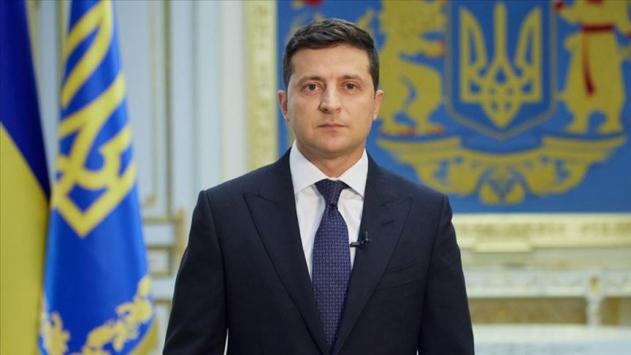 Ukrayna Devlet Başkanı Zelenskiy: Azerbaycanın toprak bütünlüğünü destekliyoruz
