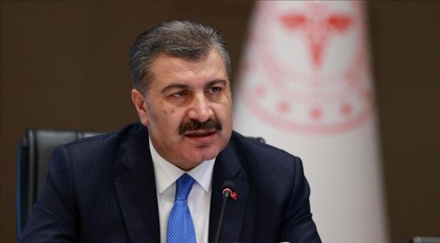 Sağlık Bakanı Kocadan Türkiyeyi takdir eden DSÖye teşekkür