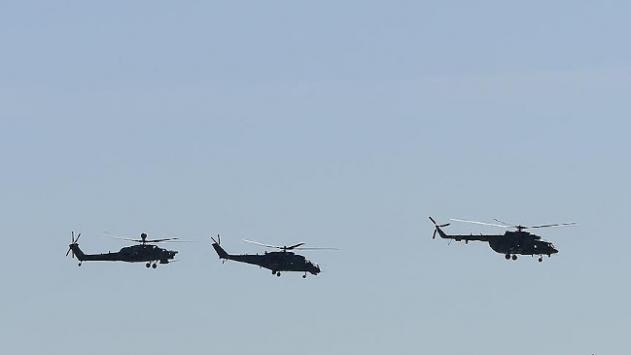 Rus askeri helikopter Japonya hava sahasını ihlal etti