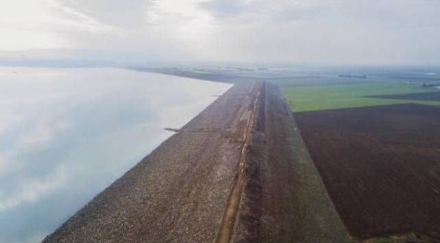 Reyhanlı Barajı, Cumhurbaşkanı Erdoğanın katılımıyla açılıyor