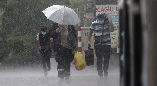 Eylül ayında yağışlar yüzde 57 azaldı