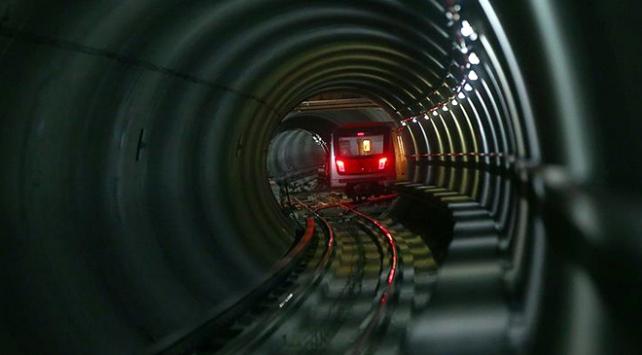 Havalimanı metro hattı nisan sonunda devreye girecek