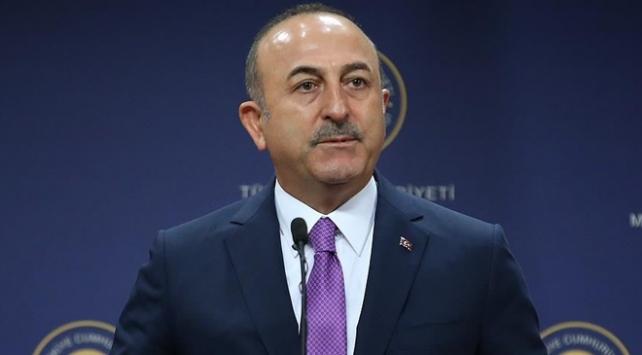 Bakan Çavuşoğlu: Her türlü yaptırım, karşı etki yaratır