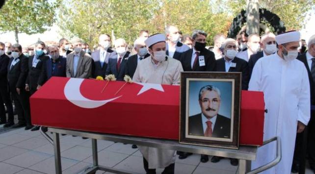 Zeki Ergezenin cenaze namazı Hacı Bayram-ı Veli Camiinde kılındı
