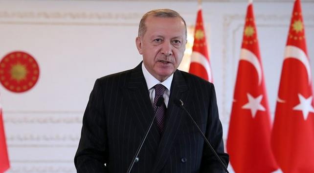 Cumhurbaşkanı Erdoğan: Gençlerimize güçlü ve zengin bir Türkiye bırakmakta kararlıyız
