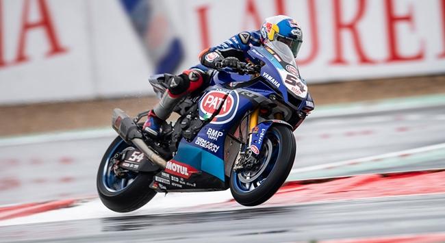 Toprak Razgatlıoğlu Fransadaki ilk yarışta 6. oldu