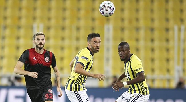 Fenerbahçede tek değişiklik