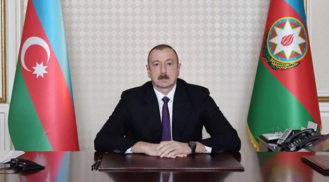 Aliyev: Erdoğanın açıklamaları Azerbaycanın yalnız olmadığını gösterdi