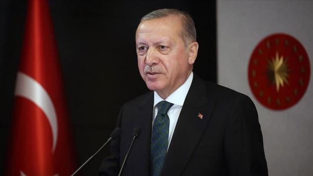Cumhurbaşkanı Erdoğan: Filistin ilhakına onay veren her girişim Selahaddin-i Eyyubinin emanetine ihanettir