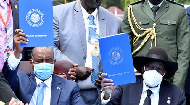 Sudanda hükümet ile silahlı hareketler arasında barış anlaşması