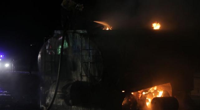 Suriyenin Bab ilçesinde patlama: 2 ölü