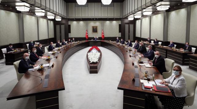 Cumhurbaşkanlığı Kabinesi yarın toplanıyor