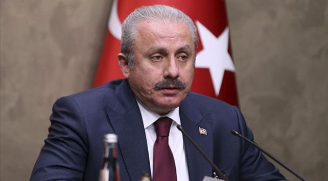 TBMM Başkanı Şentop: Genceye yapılan saldırı, Ermenistanın hukuk tanımaz ve işgalci tavrının son örneğidir