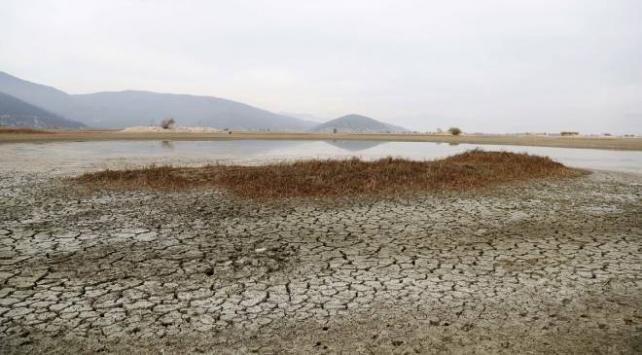 60 yılda 70e yakın göl kurudu