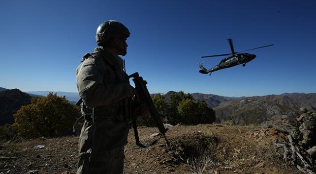 PKK/YPGye eylül darbesi: 110 terörist etkisiz hale getirildi
