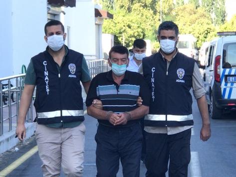 Adanada birlikte yaşadığı kadını öldürdüğü öne sürülen zanlı tutuklandı