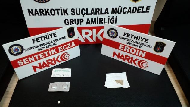 Muğlada uyuşturucu operasyonunda 9 tutuklama