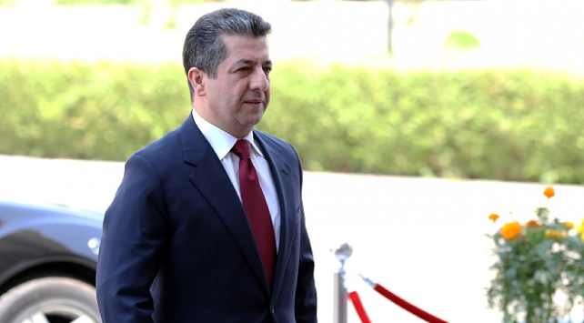 IKBY Başbakanı Barzani: Hükümetin rezervde hiç parası yok, Bağdata güveniyoruz