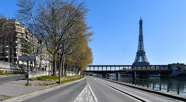 Pariste koronavirüs önlemleri artırılıyor