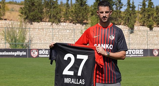 Gaziantep FK Kevin Mirallas transfer etti