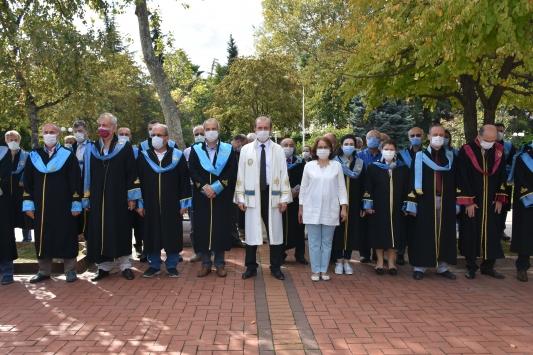 KTÜ 2020-2021 eğitim öğretim dönemine başladı