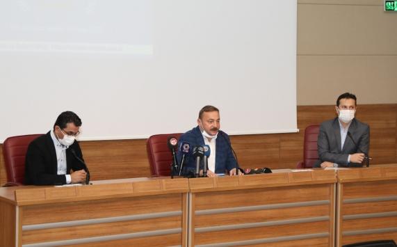 """""""Süleyman Çetinsaya Medya Ödülleri"""" bilgilendirme toplantısı yapıldı"""